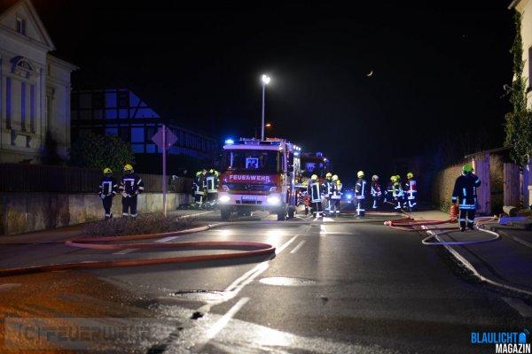 Brandeinsatz vom 28.03.2020  |  (C) Feuerwehr (2020)