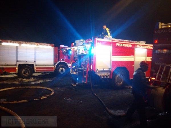 Brandeinsatz vom 25.04.2018  |  (C) Feuerwehr (2018)