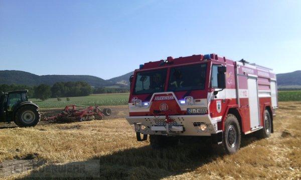 Brandeinsatz vom 03.07.2018  |  (C) Feuerwehr (2018)