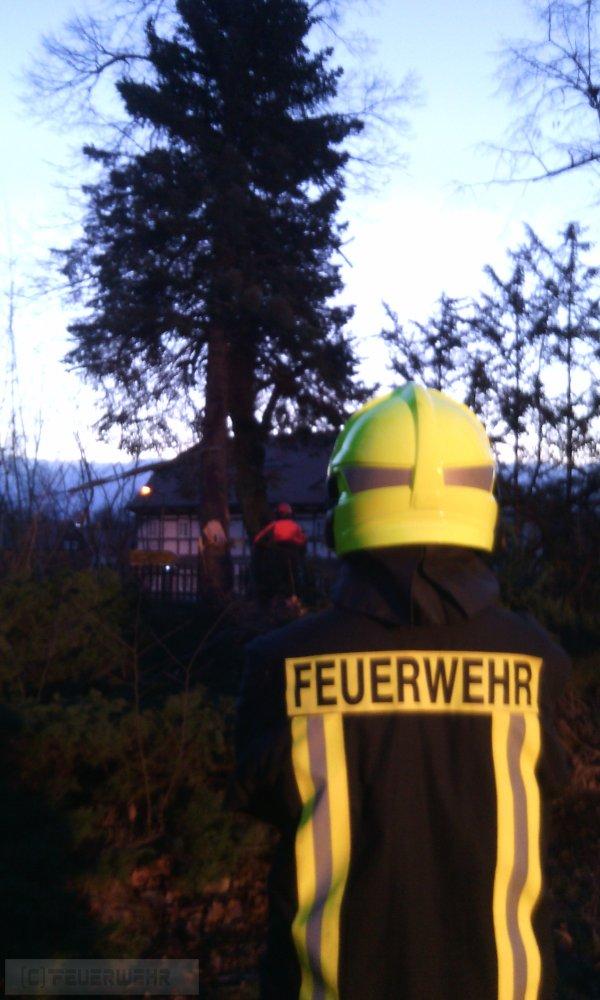 Hilfeleistung vom 11.03.2019     (C) Feuerwehr (2019)