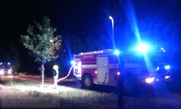 Brandeinsatz vom 08.07.2019     (C) Feuerwehr (2019)