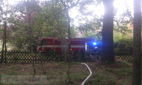 Brandeinsatz vom 29.09.2019  |  (C) Feuerwehr (2019)