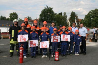 150 Jahre Feuerwehr Grossschoenau Bild 10