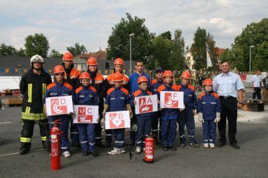 150 Jahre Feuerwehr Grossschoenau Bild 13