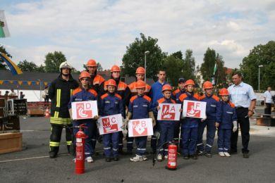 150 Jahre Feuerwehr Grossschoenau Bild 9