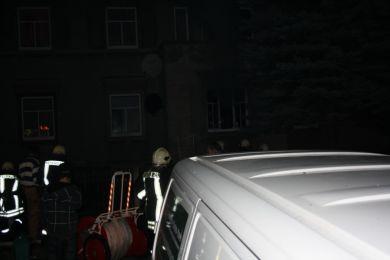Brandeinsatz Gartenstrasse 01-11-2010 Bild 9