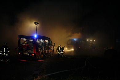 Brandeinsatz Waltersdorf 10-11-2010 Bild 10