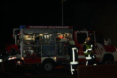 Brandeinsatz Waltersdorf 10-11-2010 Bild 8