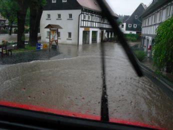 Hochwasser August 2010 Bild 105
