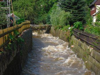 Hochwasser August 2010 Bild 114