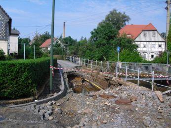 Hochwasser August 2010 Bild 116