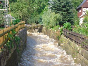 Hochwasser August 2010 Bild 118