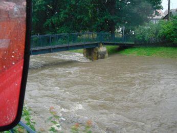 Hochwasser August 2010 Bild 11