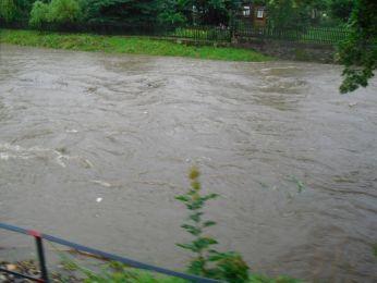 Hochwasser August 2010 Bild 13