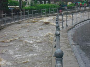 Hochwasser August 2010 Bild 14