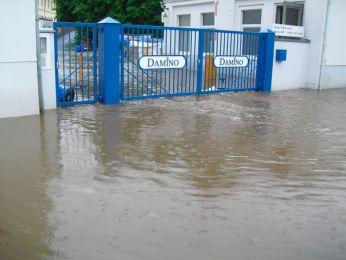 Hochwasser August 2010 Bild 17