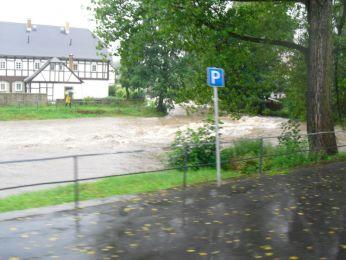 Hochwasser August 2010 Bild 22