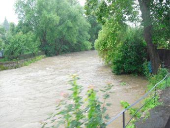 Hochwasser August 2010 Bild 23