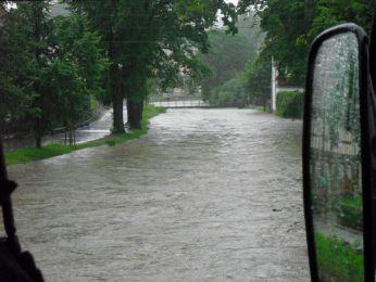 Hochwasser August 2010 Bild 24