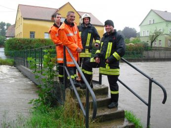 Hochwasser August 2010 Bild 25