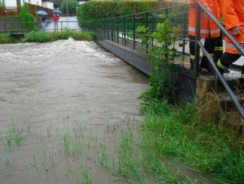 Hochwasser August 2010 Bild 29
