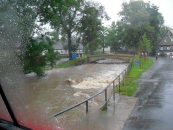 Hochwasser August 2010 Bild 31