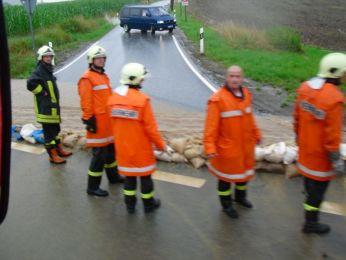 Hochwasser August 2010 Bild 35