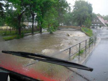 Hochwasser August 2010 Bild 37