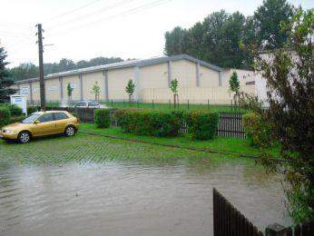 Hochwasser August 2010 Bild 3