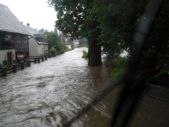Hochwasser August 2010 Bild 46