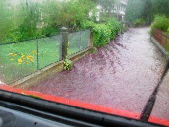 Hochwasser August 2010 Bild 48
