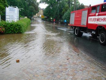 Hochwasser August 2010 Bild 4