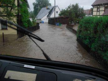 Hochwasser August 2010 Bild 55