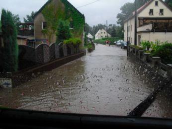 Hochwasser August 2010 Bild 63