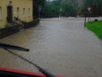 Hochwasser August 2010 Bild 65