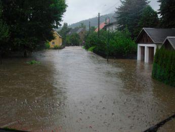 Hochwasser August 2010 Bild 67