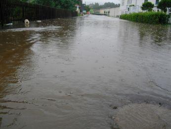 Hochwasser August 2010 Bild 6