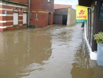 Hochwasser August 2010 Bild 70