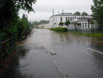 Hochwasser August 2010 Bild 7