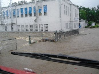 Hochwasser August 2010 Bild 85