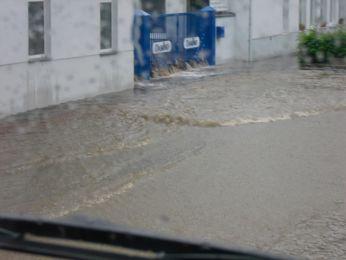 Hochwasser August 2010 Bild 89