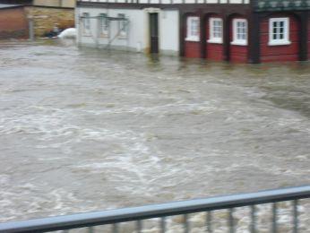 Hochwasser August 2010 Bild 91