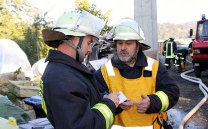 Einsatzuebung Hainewalde 17-10-2010 Bild 22
