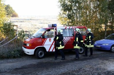 Einsatzuebung Hainewalde 17-10-2010 Bild 29