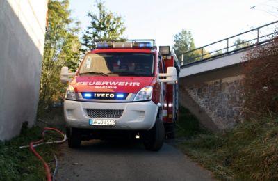 Einsatzuebung Hainewalde 17-10-2010 Bild 31