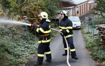 Einsatzuebung Hainewalde 17-10-2010 Bild 36