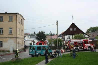 Einsatzuebung Steinmuehle 15-05-2010 Bild 14