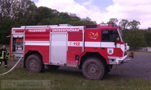 Brandeinsatz vom 16.05.2020  |  (C) Feuerwehr (2020)