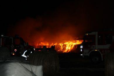 Brandeinsatz Waltersdorf 10-11-2010 Bild 22